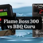 Flame Boss 300 vs BBQ Guru